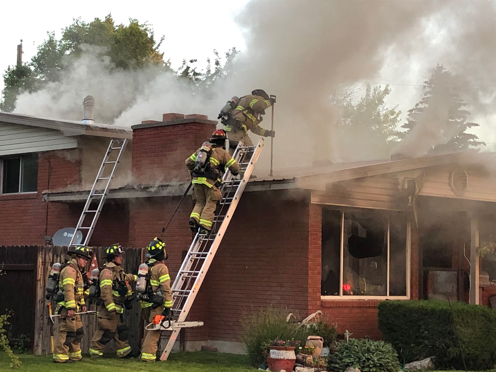 Terry Drive House Fire_July 5, 2020