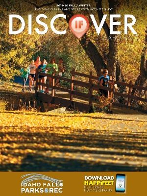 Discover 2019 Fall Cover
