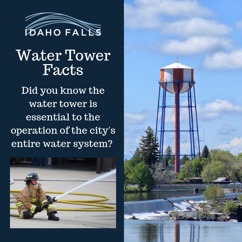 Water Tower Fact 1